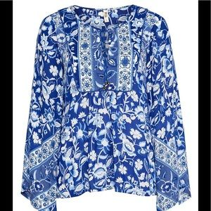Spell & the Gypsy Collective Lolita Blouse